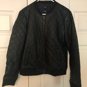 Forever 21 Zip-up Jacket